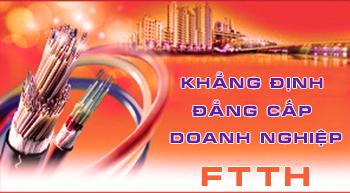 Lắp mạng cáp quang FPT Hải Phòng